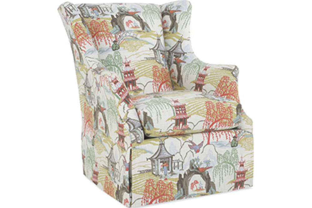 CR Laine Furniture - Holly Swivel Chair