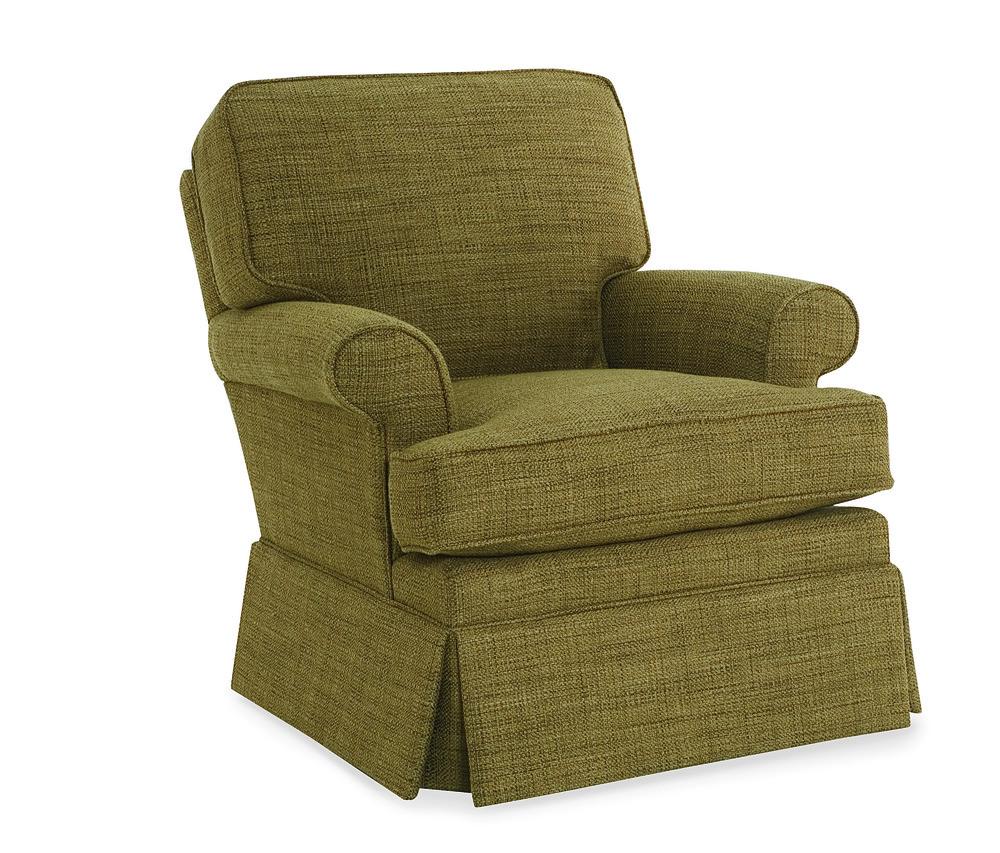 CR Laine Furniture - Keller Swivel Glider Chair