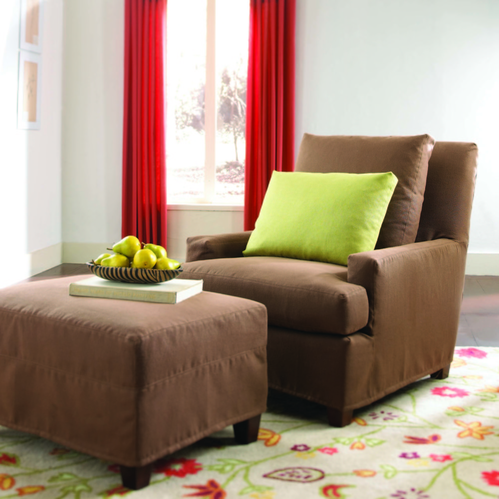 CR Laine Furniture - Breakers Slipcover Chair