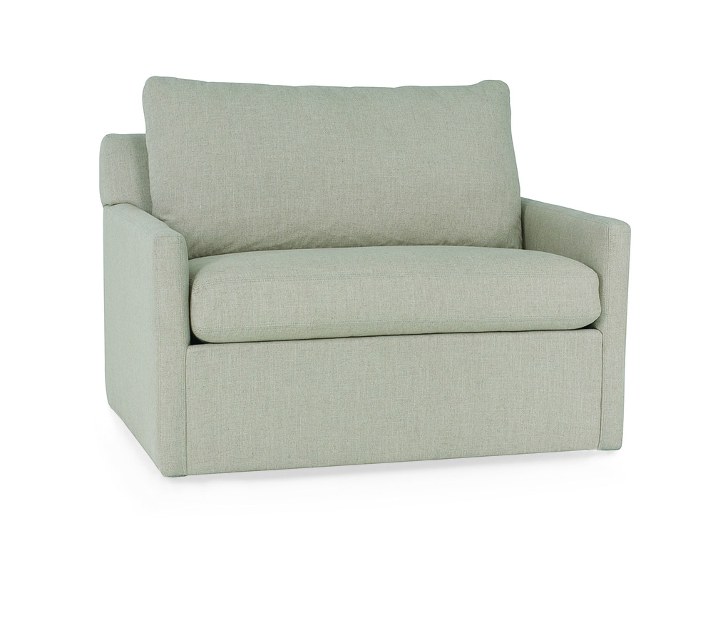 CR Laine Furniture - Oliver Chair & 1/2