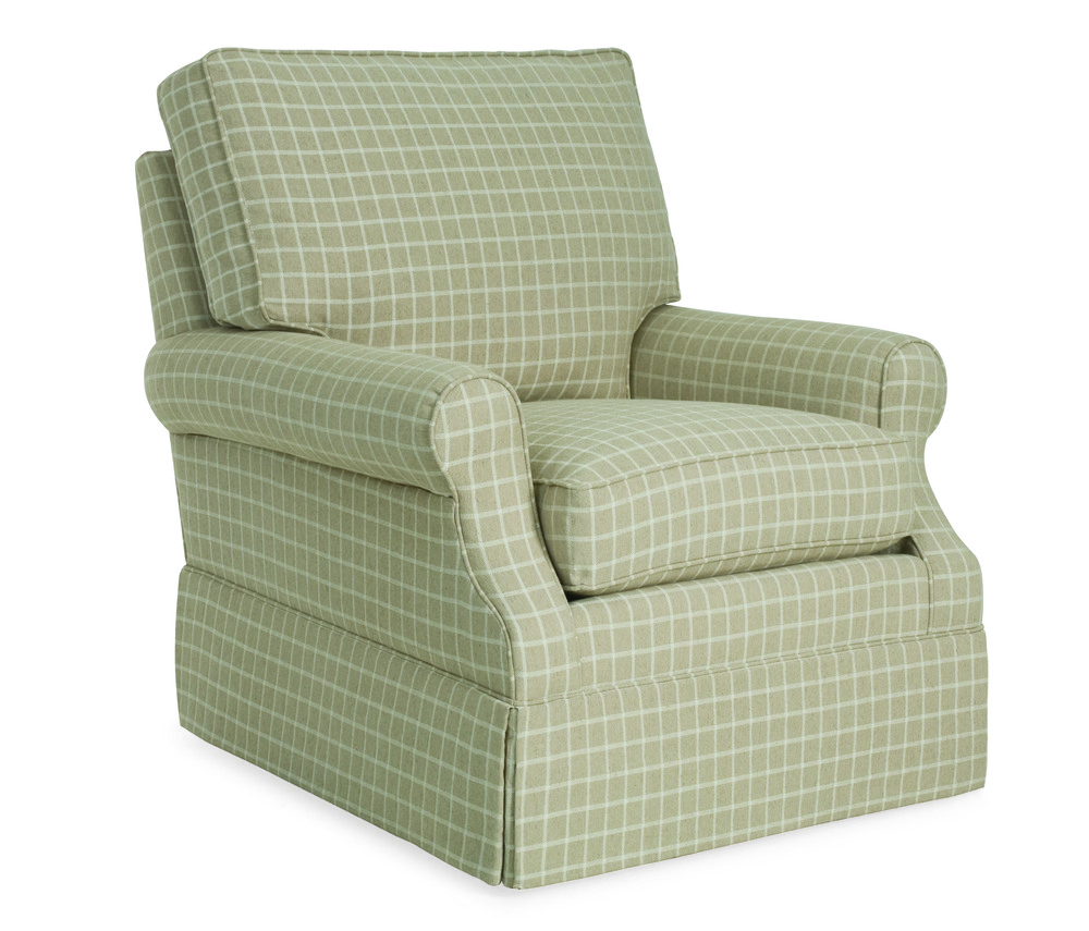 CR Laine Furniture - Haddonfield Swivel Glider Chair
