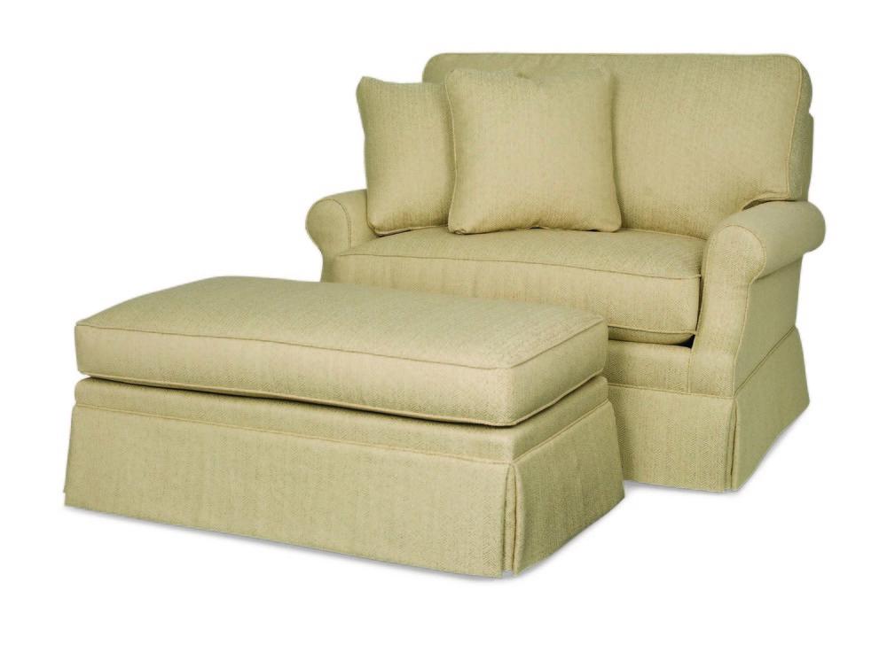 CR Laine Furniture - Haddonfield Chair & 1/2