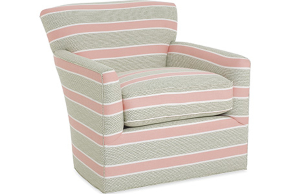 CR Laine Furniture - Shelburne Swivel Chair