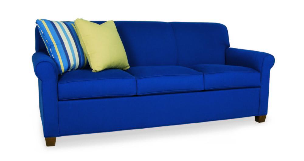 CR Laine Furniture - Society Queen Sleeper Sofa
