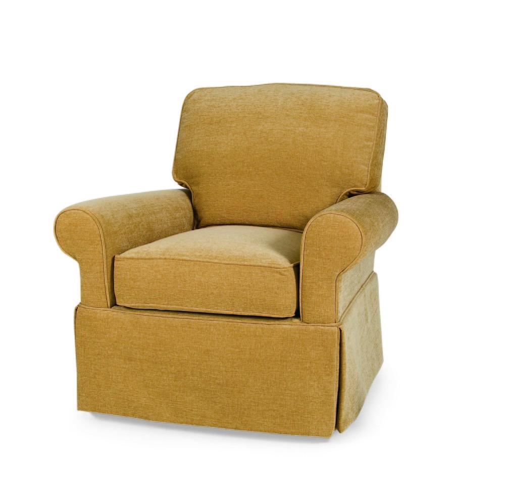 CR Laine Furniture - Hudson Swivel Rocker