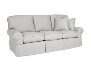 Thumbnail of CR Laine Furniture - Pleated Arm Sofa