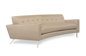 Thumbnail of Lazar - Flamingo Curved Sofa