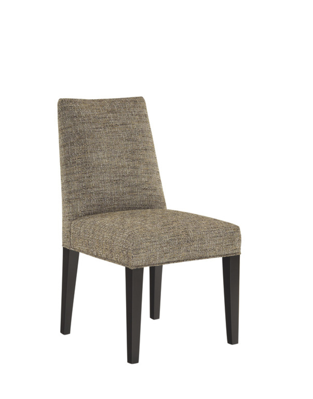 Lazar - Jennifer Dining Side Chair w/ Wood Legs
