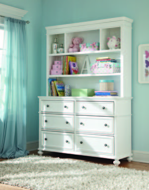 Thumbnail of Legacy Classic Furniture - Dresser and Hutch