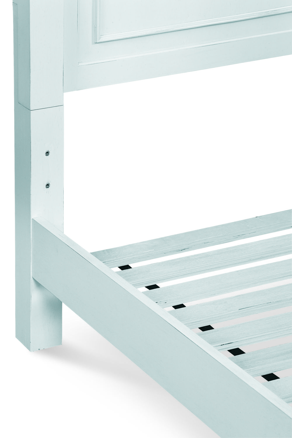 Legacy Classic Furniture - Twin Panel Bed with Storage