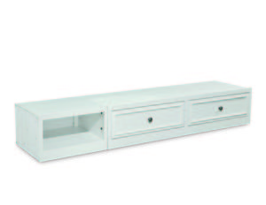 Thumbnail of Legacy Classic Furniture - Twin Panel Bed with Storage