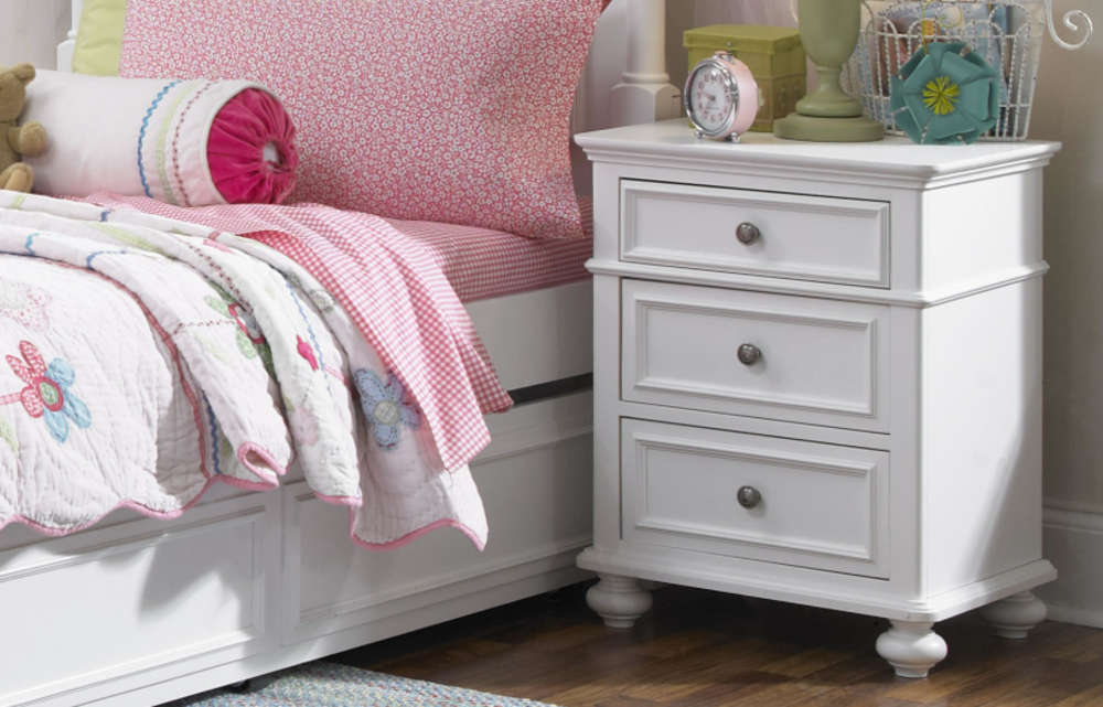 Legacy Classic Furniture - Three Drawer Night Stand