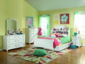 Thumbnail of Legacy Classic Furniture - Three Drawer Night Stand