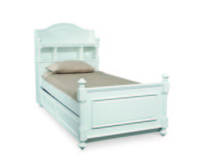 Thumbnail of Legacy Classic Furniture - Twin Bookcase Bed with Trundle