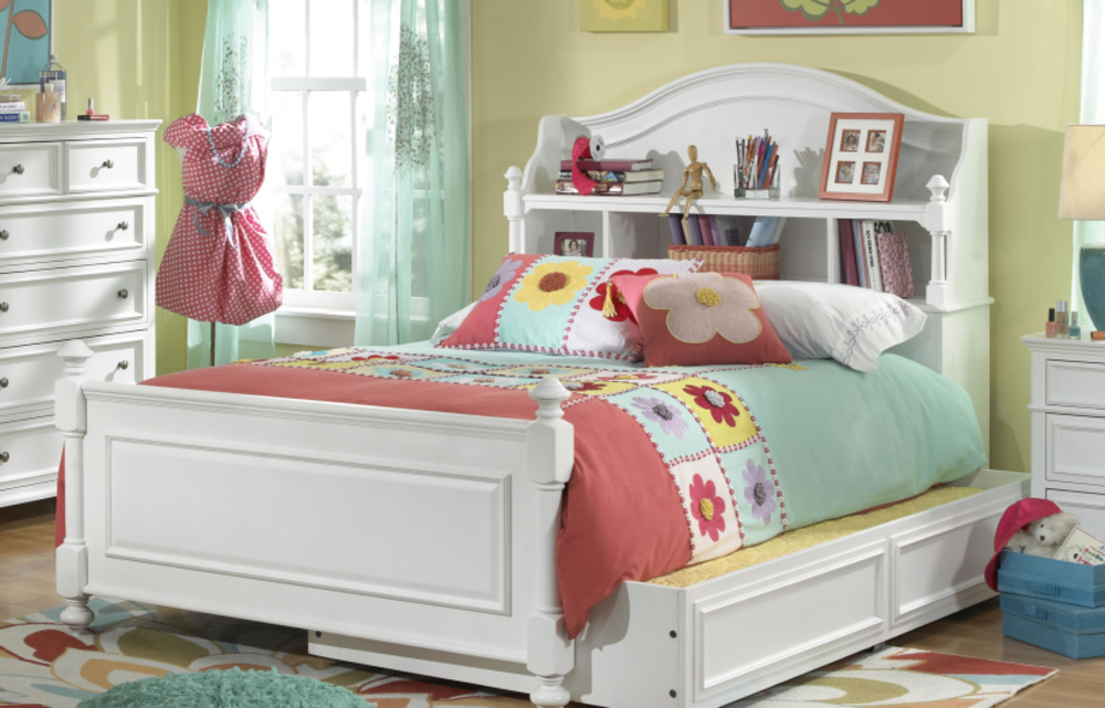 Legacy Classic Furniture - Full Bookcase Bed with Trundle