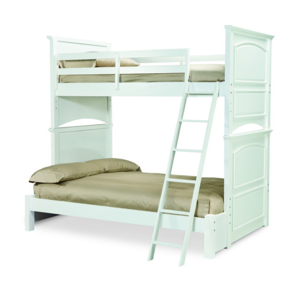 Legacy Classic Furniture - Twin over Full Bunk Bed