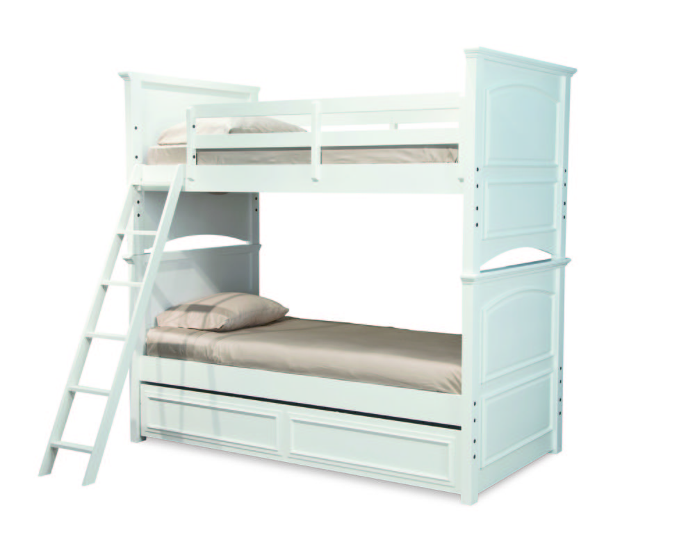 Legacy Classic Furniture - Twin over Twin Bunk Bed with Trundle