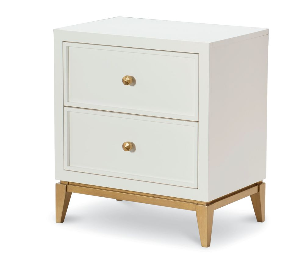 Legacy Classic Furniture - Two Drawer Night Stand