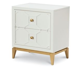 Thumbnail of Legacy Classic Furniture - Night Stand with Decorative Lattice