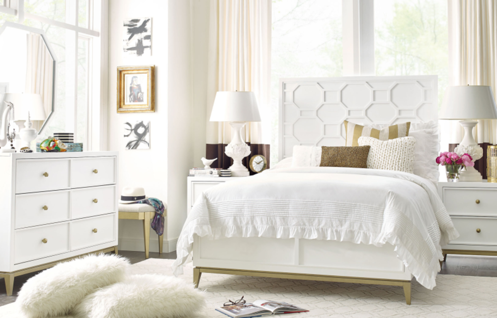 Legacy Classic Furniture - Full Complete Panel Bed