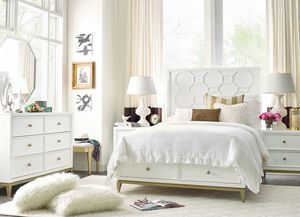 Thumbnail of Legacy Classic Furniture - Full Complete Panel Bed with Storage Footboard