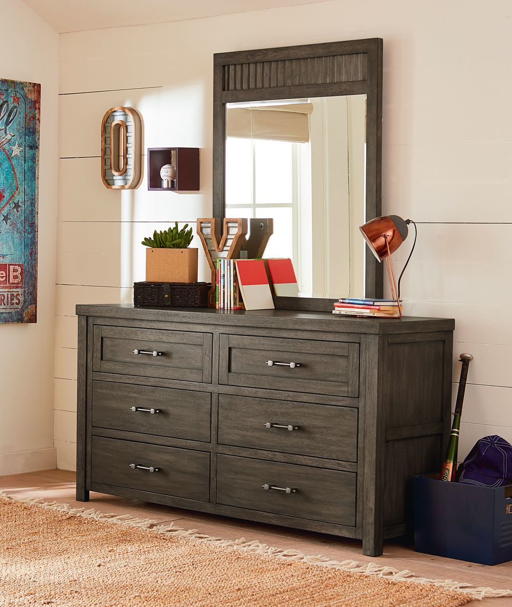 LEGACY CLASSIC FURNITURE - Dresser with Mirror