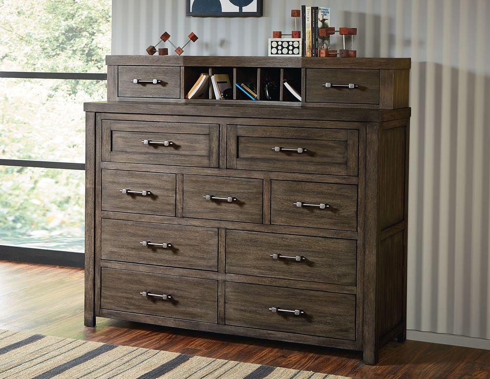 Legacy Classic Furniture - Nine Drawer Bureau