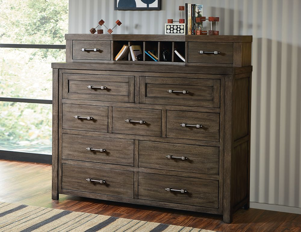 Legacy Classic Furniture - Bureau with Gallery