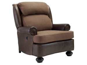 Thumbnail of Leathercraft - High Back Ease Back Chair