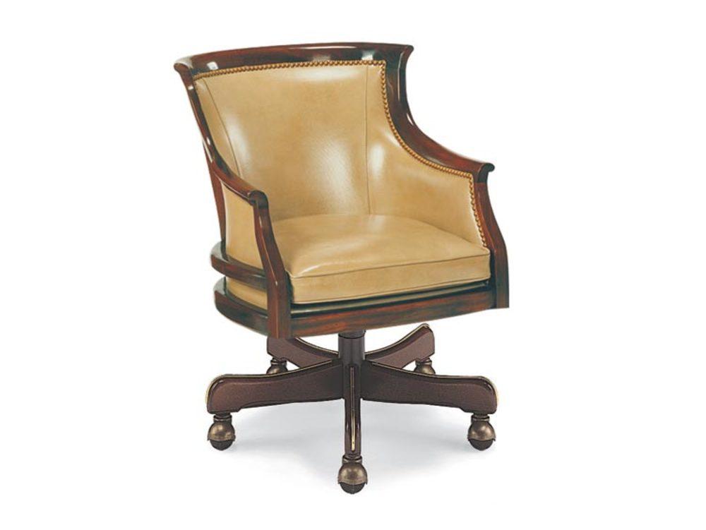 Leathercraft - Tilt Swivel Chair