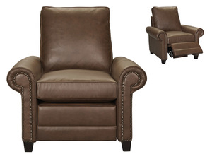 Thumbnail of Leathercraft - Recliner with Tapered Leg