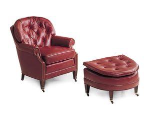 Thumbnail of Leathercraft - Lounge Chair