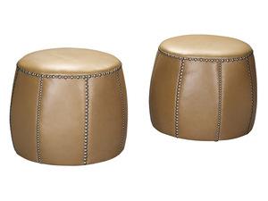Thumbnail of Leathercraft - Small Round Ottoman