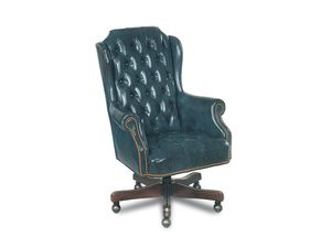 Thumbnail of Leathercraft - Tilt Swivel Chair