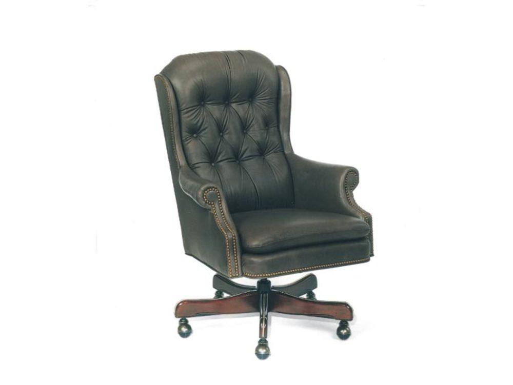 Leathercraft - High Back Tilt Swivel Chair