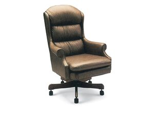 Thumbnail of Leathercraft - High Back Tilt Swivel Chair