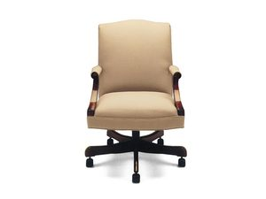 Thumbnail of Leathercraft - Low Back Tilt Swivel Chair