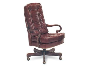 Thumbnail of Leathercraft - Tilt Swivel Chair
