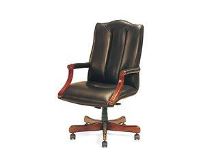 Thumbnail of Leathercraft - High Back Tilt Swivel Chair