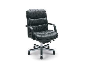 Thumbnail of Leathercraft - High Back Executive Chair