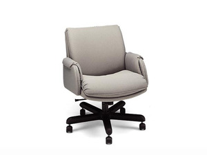 Thumbnail of Leathercraft - Low Back Tilt Swivel Chair