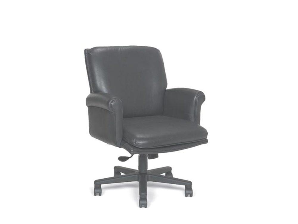Leathercraft - Low Back Knee Tilt Chair