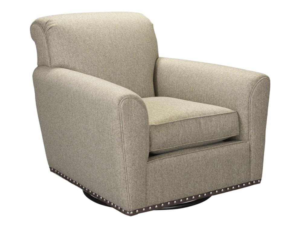 Leathercraft - Swivel Chair