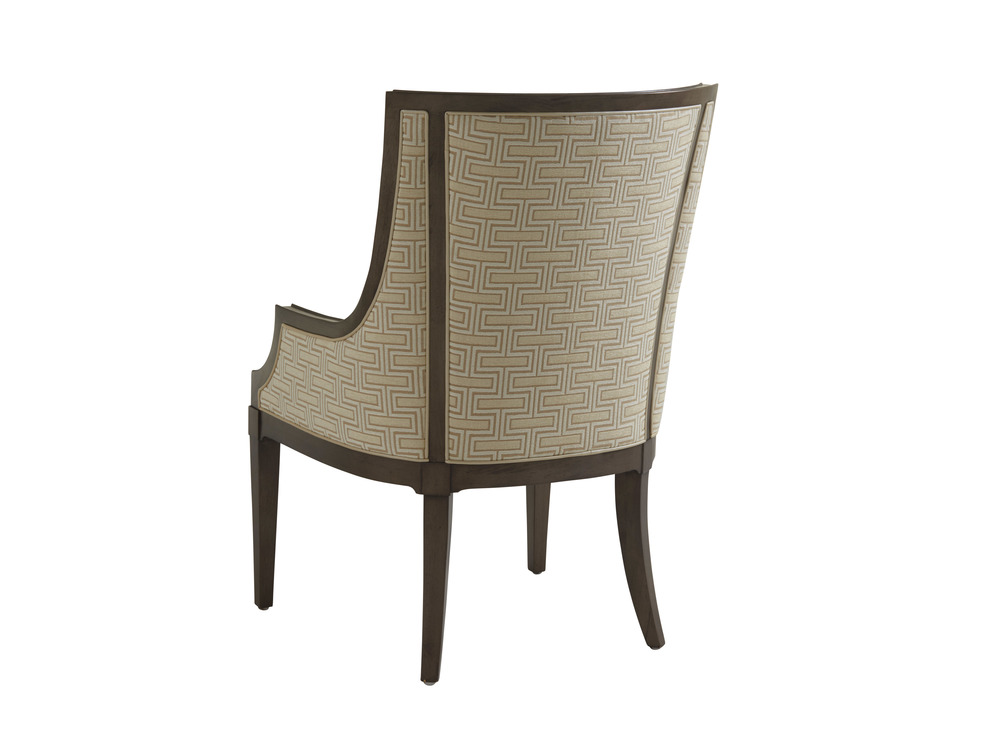 LEXINGTON HOME BRANDS - Aqua Bay Arm Dining Chair