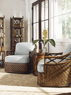 Thumbnail of Lexington - Diamond Cove Swivel Chair