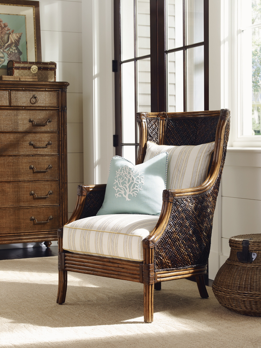 Lexington - Rum Beach Chair