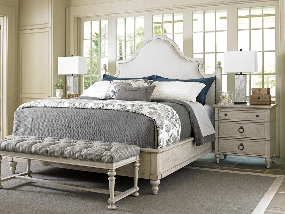 Lexington - Bellport Bed Bench