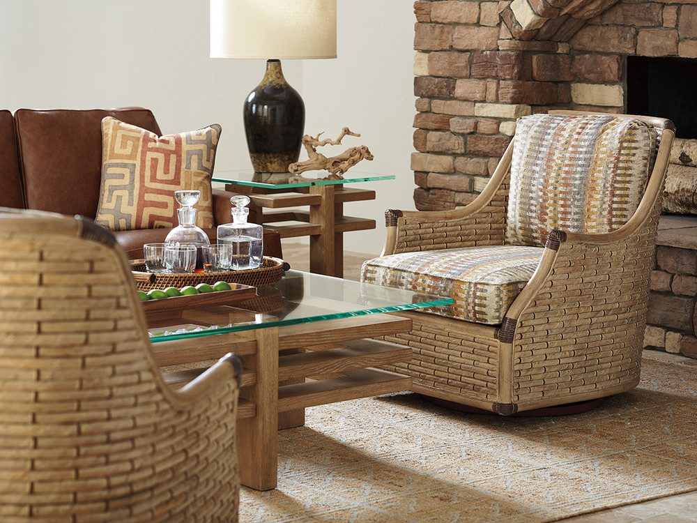Lexington - Barlow Swivel Chair