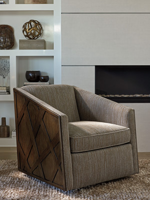 Thumbnail of Lexington - Sullivan Swivel Chair
