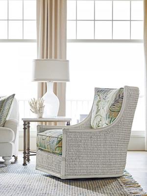 Thumbnail of Lexington - Preston Swivel Chair